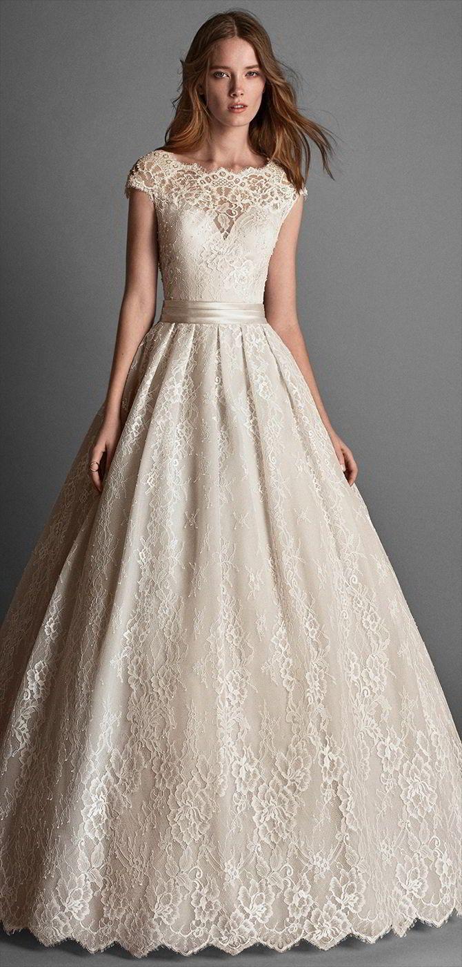 103 best Princess Wedding Dresses images on Pinterest   Bridal ...