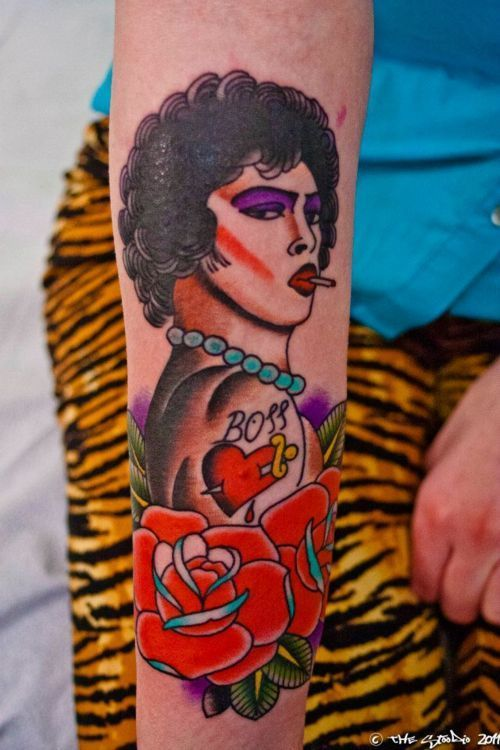 Some of the Coolest Cult Movie Tattoos - The Rocky Horror Picture Show | Guff