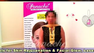 Dr Parminder Chaman - Panache Skin ,Hair And Laser Clinic - YouTube