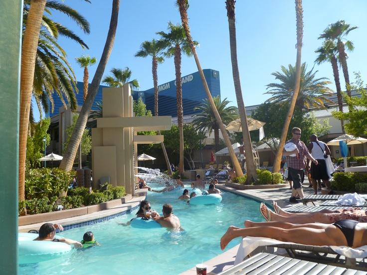 Lazy River, MGM Hotel, Las Vegas