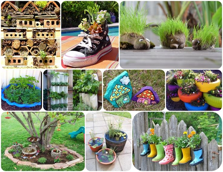 Kids Garden Ideas find this pin and more on gardening Out Into The Garden With The Kids