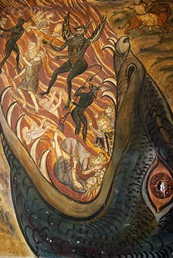 Medieval Art Hell 17 Best images about I...