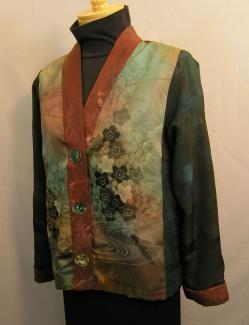 P43 Tabula Rasa Jacket pattern by Fit for Art