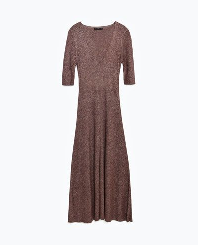 Image 8 of FLARED DRESS from Zara