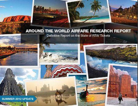RTW Airfare Report