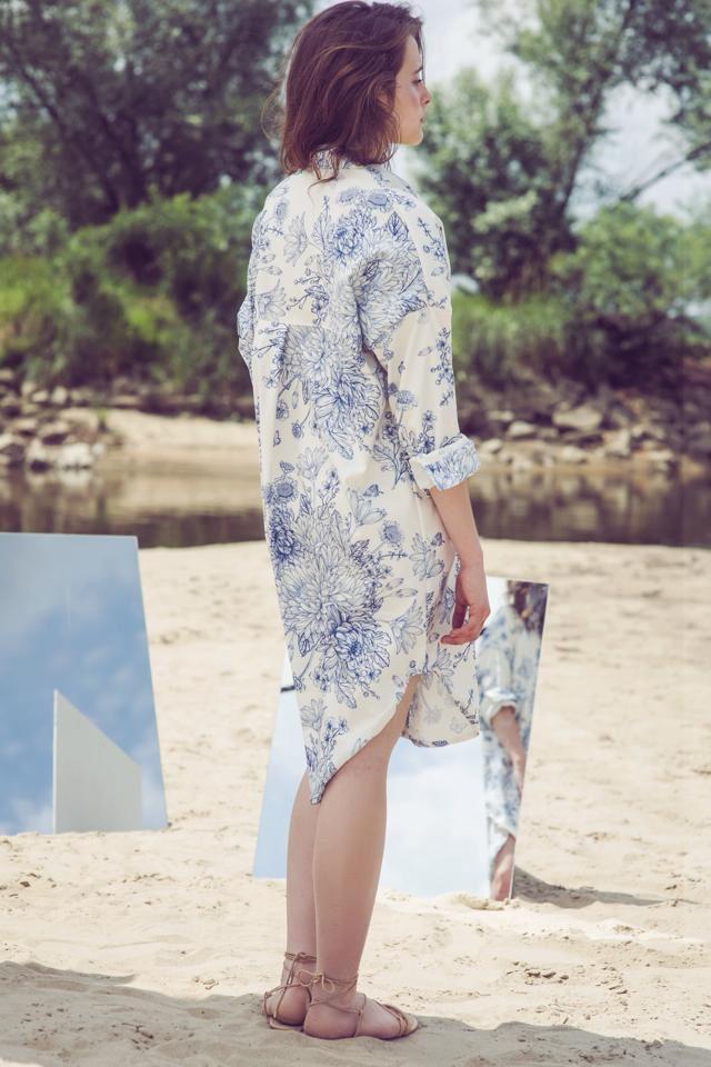 Anoistore fashion  Summer Collection 2015  Boho girl  Boho flowers print  www.anoistore.com