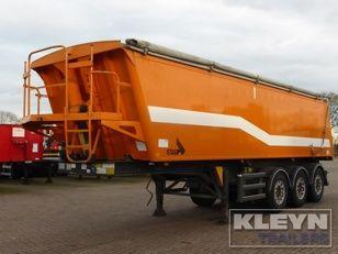 STAS S300 CX 32M3 Semi-trailer front-side