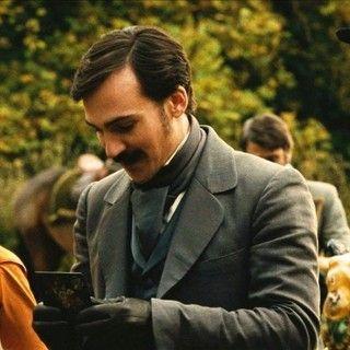 Madame Bovary - Mia Wasikowska stars as Emma Bovary and Henry Lloyd-Hughes stars as Charles Bovary in Alchemy's Madame Bovary (2015)