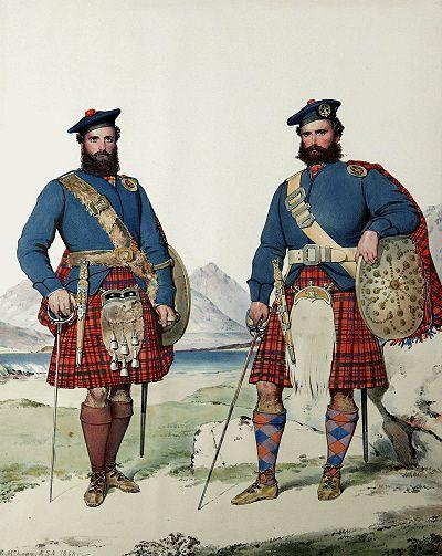 Victorian Highlanders
