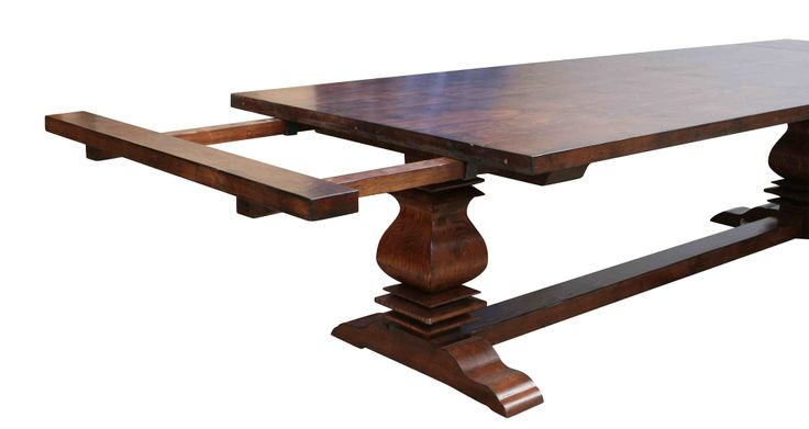 anaheim reclaimed wood extension dining table