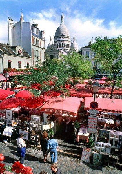 Paris   Tipps für die Städtereise:   Paris muss nicht teuer sein