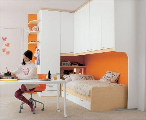 Teen Girl Storage Ideas | Design Inspiration of Interior,room,and kitchen