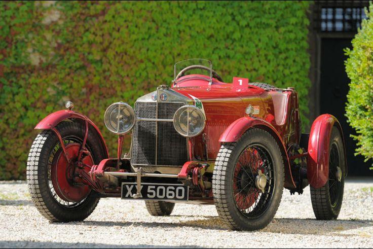 In vendita la storica Alfa RL Targa Florio del 1924