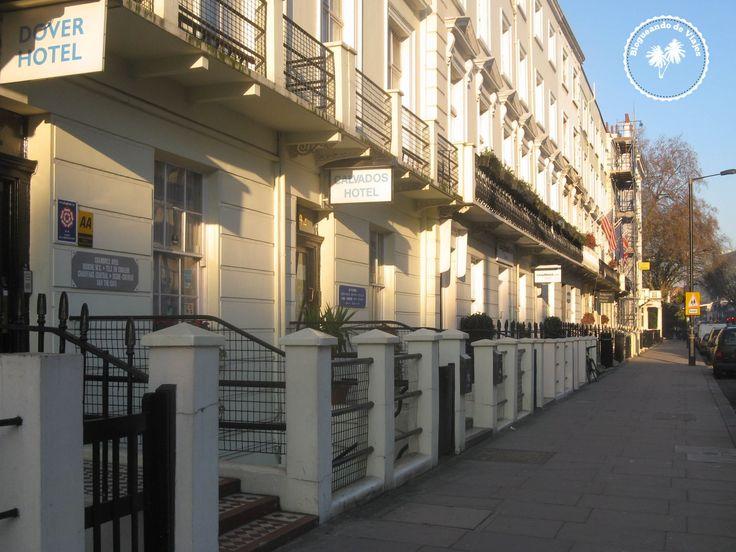 Calle Pimlico (Londres). Easyhotel London Victoria