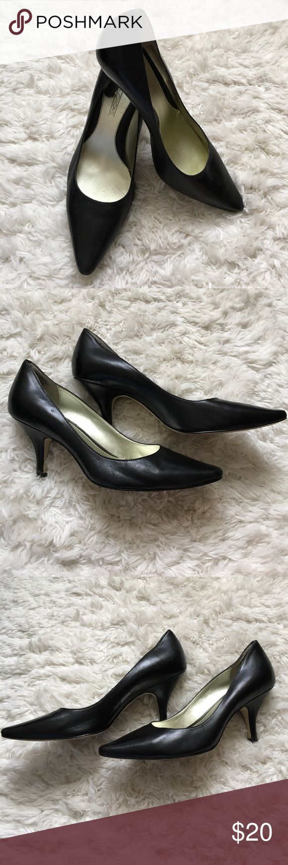 Circa Joan David Black Heel Preloved Circa Joan David Black Heel Circa Joan David Shoes Heels