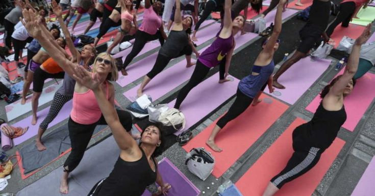 """If you're white and you practice yoga, you're probably a racist. Well, okay, you might not consciously be a racist, but you are contributing to """"white supremacy,"""" argues a Michigan State University professor. Also, there's a serious """"yoga industrial complex"""" that must be addressed."""