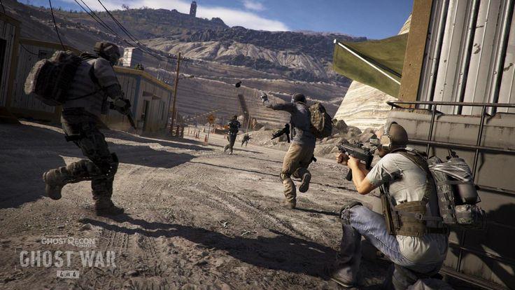 Ghost Recon: Wildlands PvP Mode Ghost War Enters Open Beta Soon; Watch New Gameplay