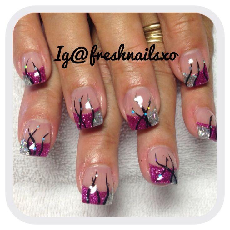 Gel nails | nail design| nail art