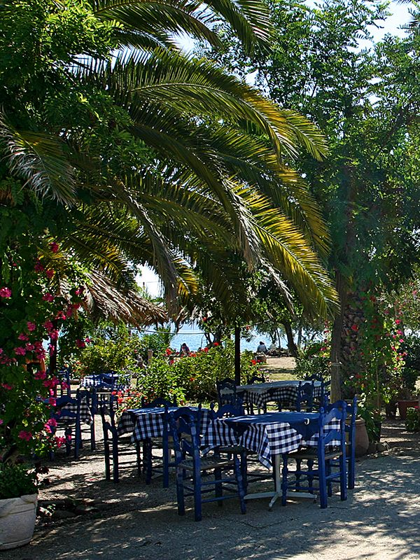 Summerfeeling! Beachtavern in Gialova near Pylos. #gialova #taverna #pylos #messenia #navarino #peloponnese #greece