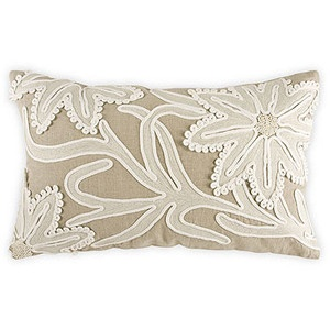 Beige and Natural Pillow...