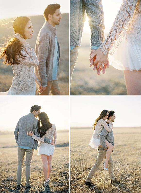 Gorgeous. Wouldn't expect anything less from JV....... Desert Engagement Shoot by Jose Villa #engagement