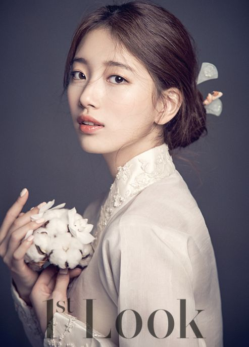 Miss A's Suzy in 1st Look