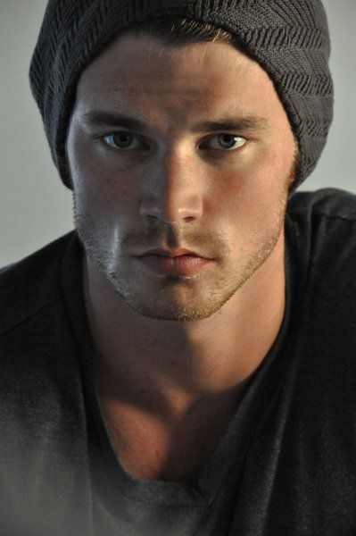 derek theler, don't know who he is but he is beautiful