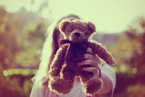 teddy bears <3