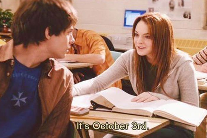 The Best Celeb Instagrams of the Week: 'Mean Girls' Edition (Because What Else Would We Do on October 3?)