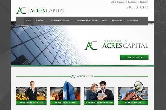 ACRES Capital, LLC is a specialty structured finance company that provides unique capital solutions for the commercial real estate industry.