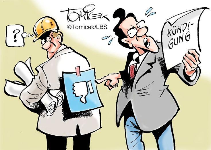 Kündigung Bauvertrag - Verdacht reicht nicht - http://www.immobilien-journal.de/recht/bauvertrag/kuendigung-bauvertrag-verdacht-reicht-nicht/