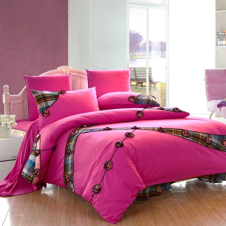 Hot Pink Bed Sets