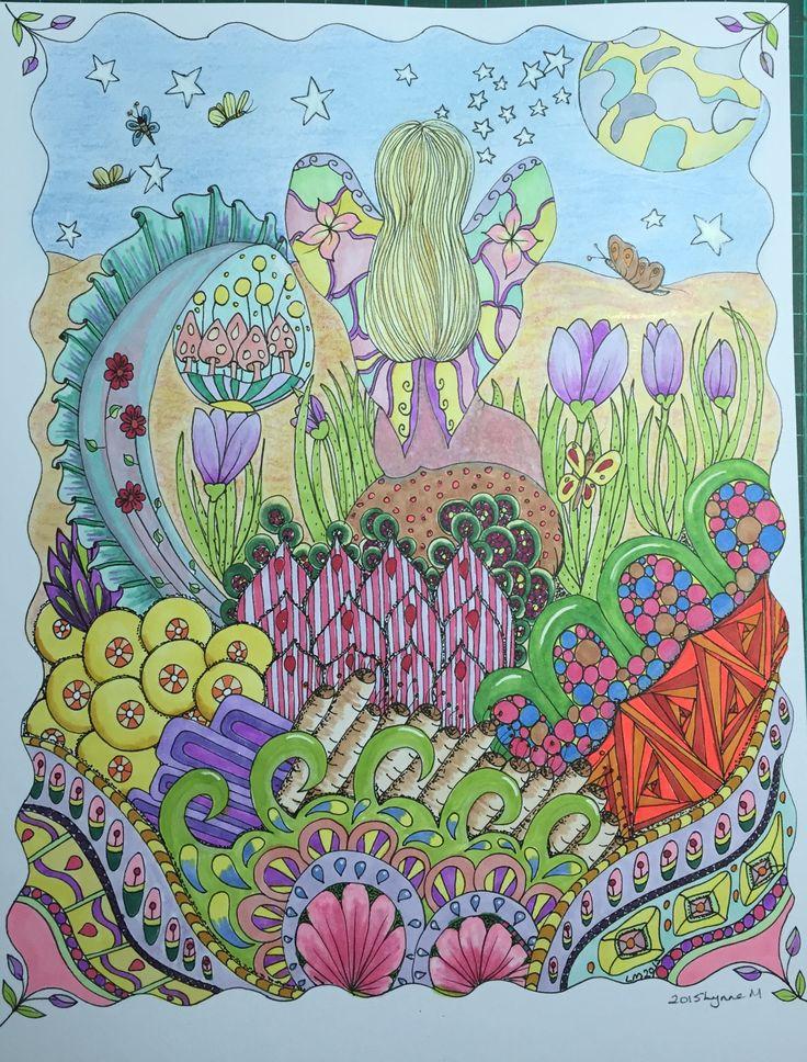 Global Doodle Gems Artist Directory Artist Lynne McGee