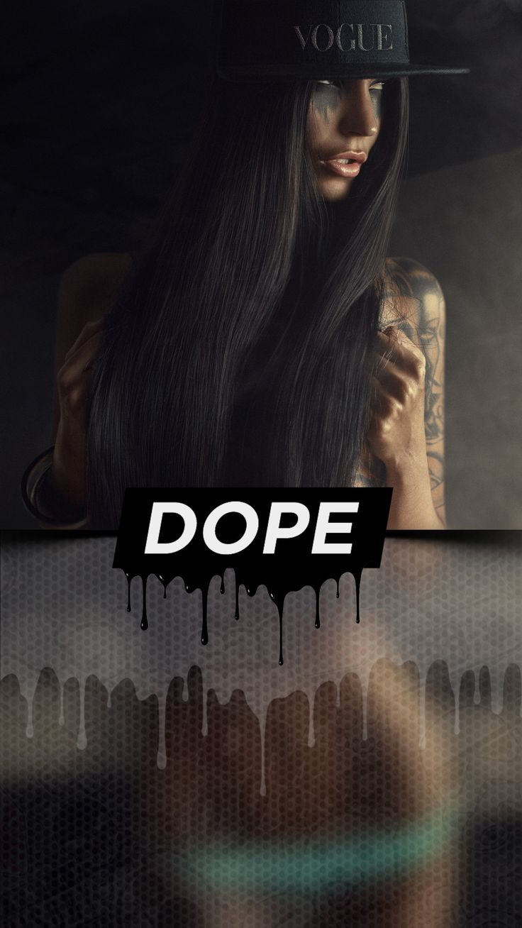 Dope Wallpapers Iphone Backgrounds Gangsta Girl Cellphone Wallpaper Art Bad Girls Club