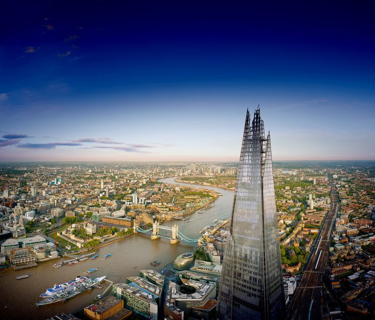 The Shard is the tallest building in western Europe at a height of 1,016ft (310m). That's twice the height of any other viewing platform in London! The Shard offers a 360 degree view with visitors being able to see up to 40 miles! Book now to avoid the queues and get Fast Track entrance tickets!