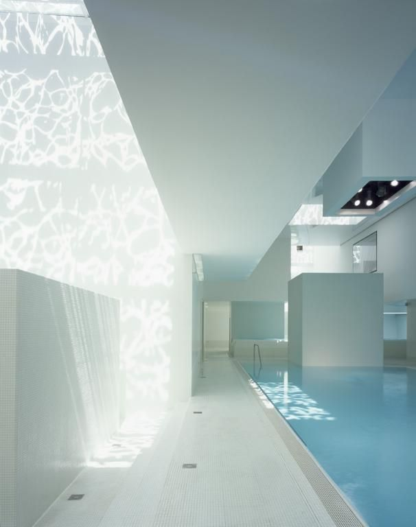 17 best images about interior pools on pinterest jean nouvel studio mumbai and pools. Black Bedroom Furniture Sets. Home Design Ideas
