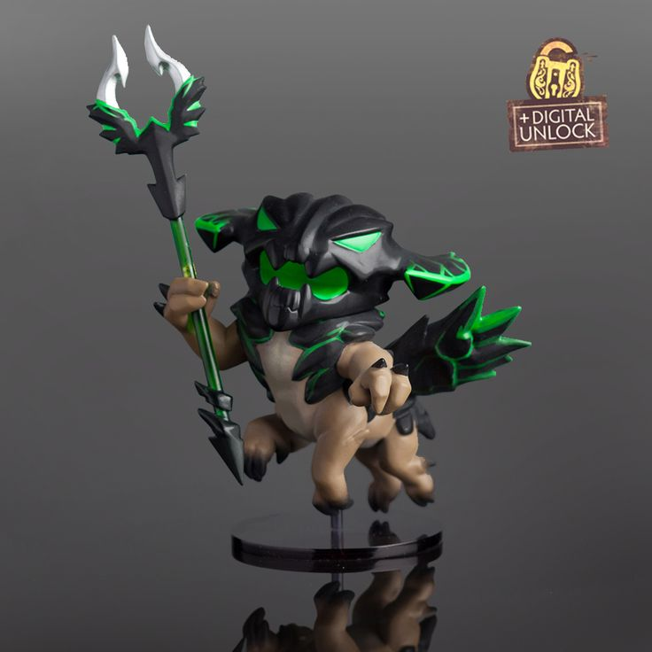 The Secret Shop:Outworld Devourer Demihero Vinyl