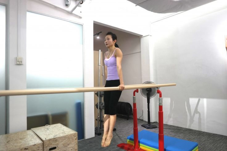 Adult gymnastics Singapore