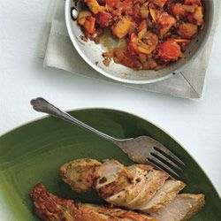 ... -Peach Compote | Recipe | Pork Tenderloins, Peach Compote and Pork