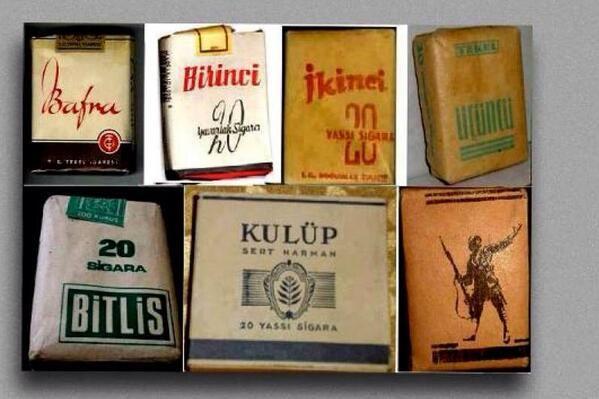 Eski Türk Sigaraları