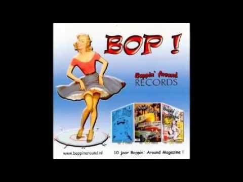 Various - Bop! Belgium & Dutch Neo Rockabilly Bands Modern Rock And Roll...