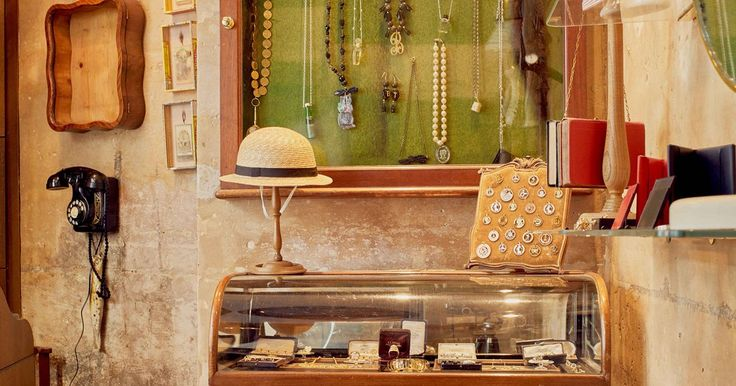 This Teeny-Tiny Paris Store Is a Treasure Trove for Chic Souvenirs