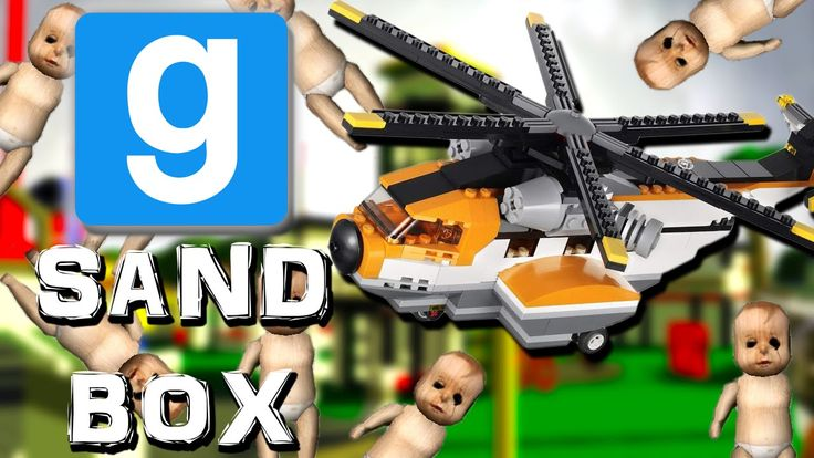 Gmod Sandbox Funny Moments | STOP KILLING ME!!