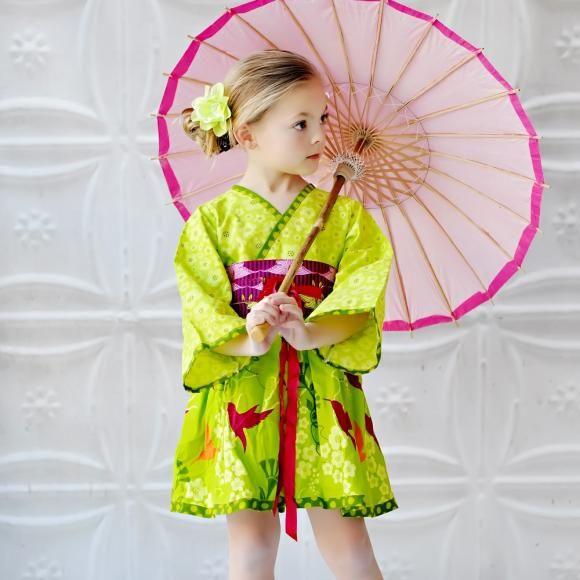 lovely little kimono