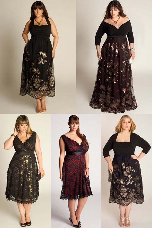 Plus Size Wedding Guest Outfits