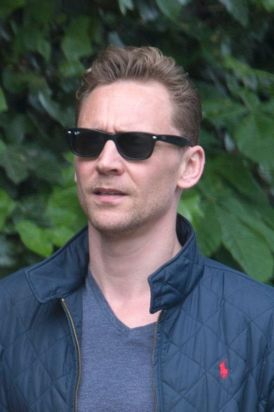 Tom Hiddleston - Street Style Fashion - Tom & Lorenzo