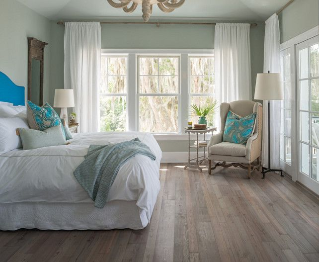 Master Bedroom. Gray Master Bedroom Pictures. Gray Master Bedroom Ideas #GrayMasterBedroom #GrayBedroom #GrayBedroomPaintColor