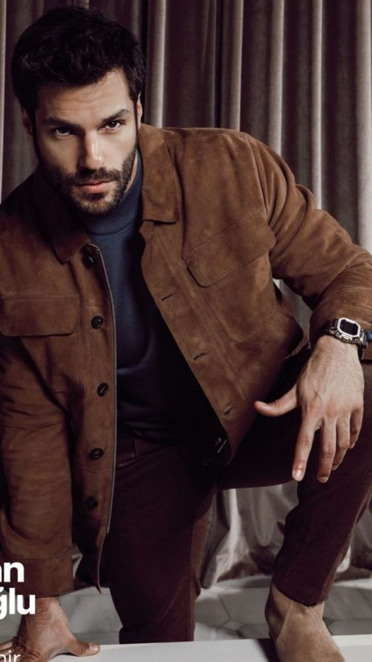 Pin by Justlifestyle on Men's fashion.⌚ | Leather jacket, Fictional characters, Jackets