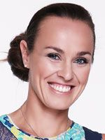 Martina Hingis Residence: Feusisberg, Switzerland Date of Birth: 30 Sep 1980 Birthplace: Kosice, Slovakia Height: 5' 7'' (1.70 m) Weight: 130 lbs. (59 kg) Plays: Right-handed (two-handed backhand) Status: Pro (1994)