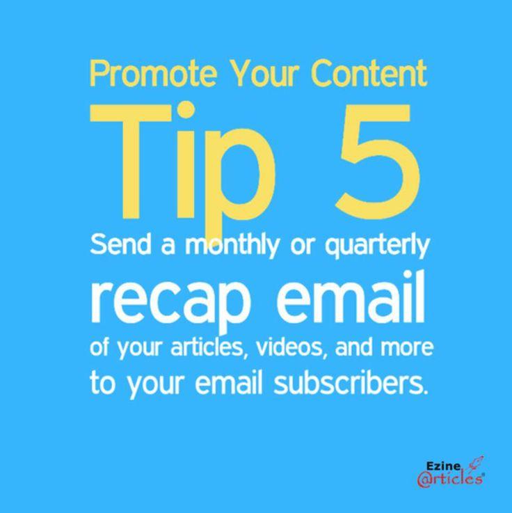Newsletter Writing Tips & Strategies